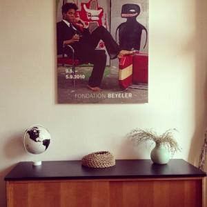 basquiat,vintage living, miluccia,vitra,