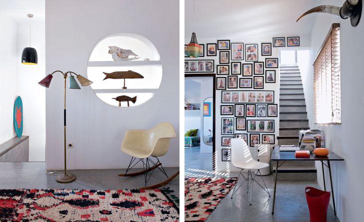 M tissage de styles au maroc miluccia inspiration for Decoration des maisons marocaine