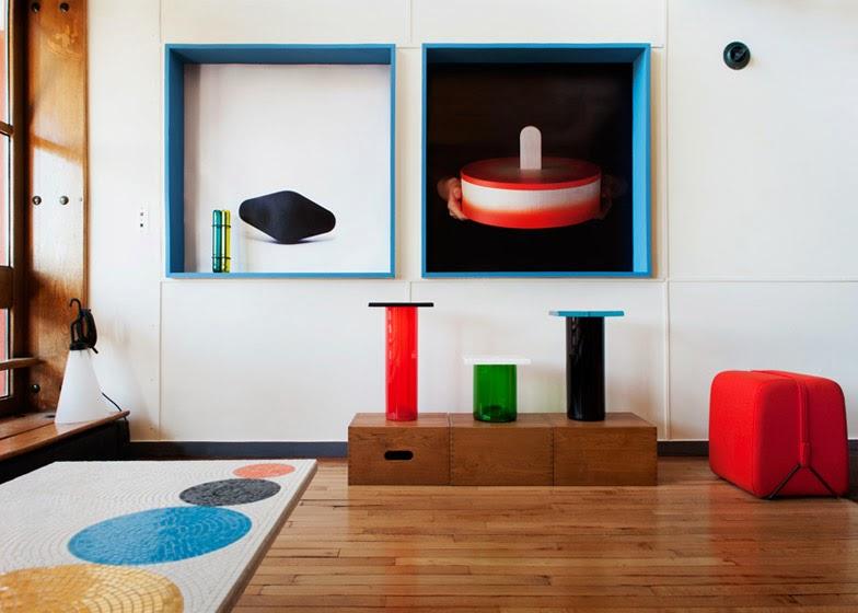 Pierre charpin l appartement n 50 de la cit radieuse miluccia inspirat - Appartement cite radieuse ...